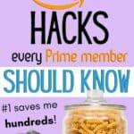 Amazon Prime Hacks to Save Money