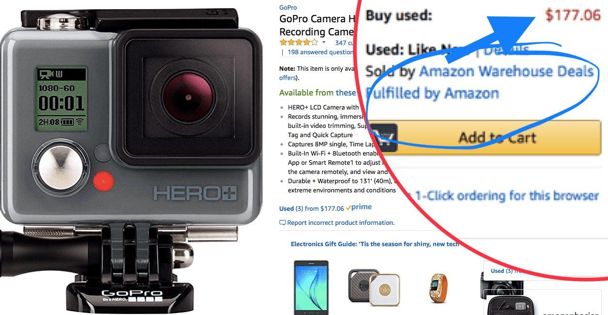 amazon hacks, save money on amazon, amazon warehouse deal, how to save money on amazon, save money, budget, budgeting