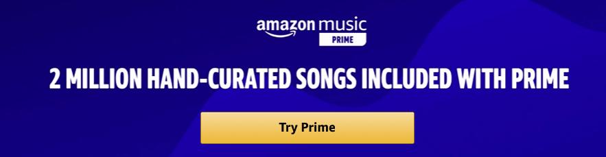 amazon hacks prime music