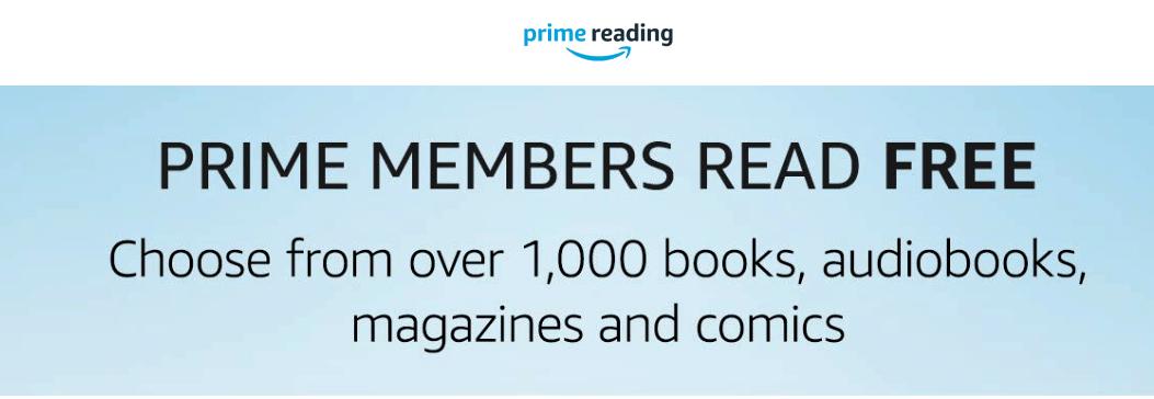 amazon hacks prime reading