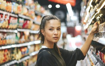 How to Make Money Grocery Shopping- Frugal Living