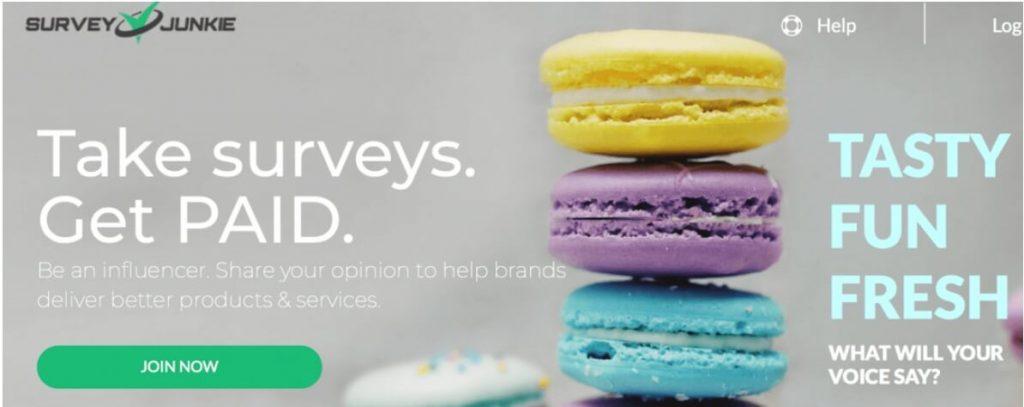Get Free Money Now, free money for surveys, Survey Junkie