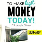 How to make money now, make money today, make money fast today, make cash fast,