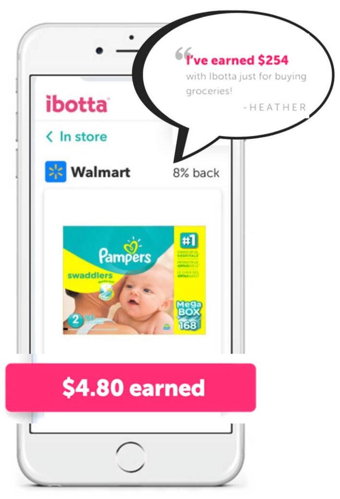 ibotta savings and cash back deals