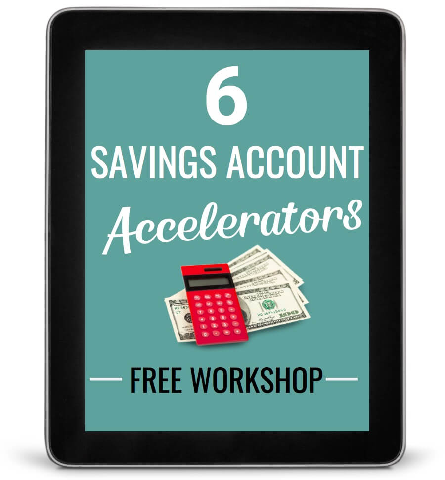 free workshop 6 money hacks to build your savings