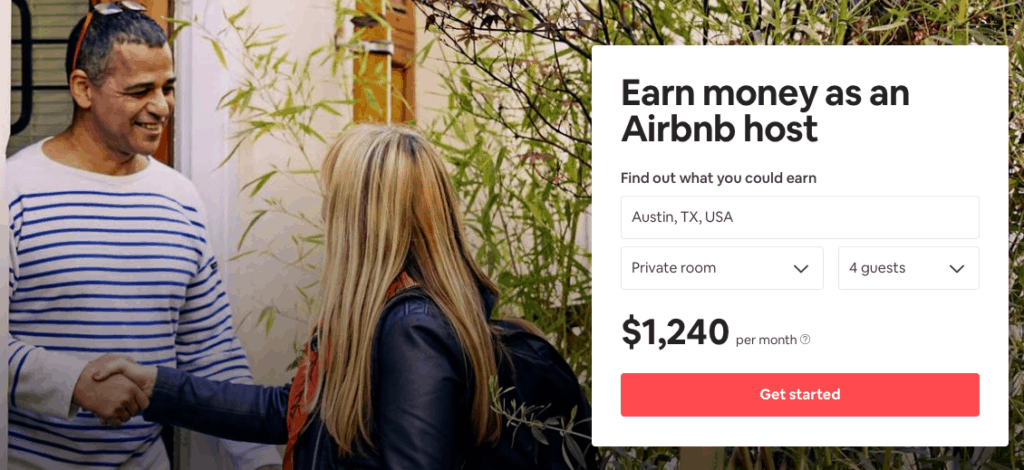 airbnb host make 200 in one day
