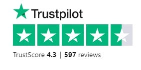 Steady App Review, Trustpilot