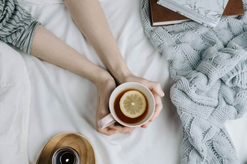 hacks to avoid getting sick: stay hydrated