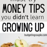 money lessons didn't learn in school