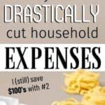 lower household expenses