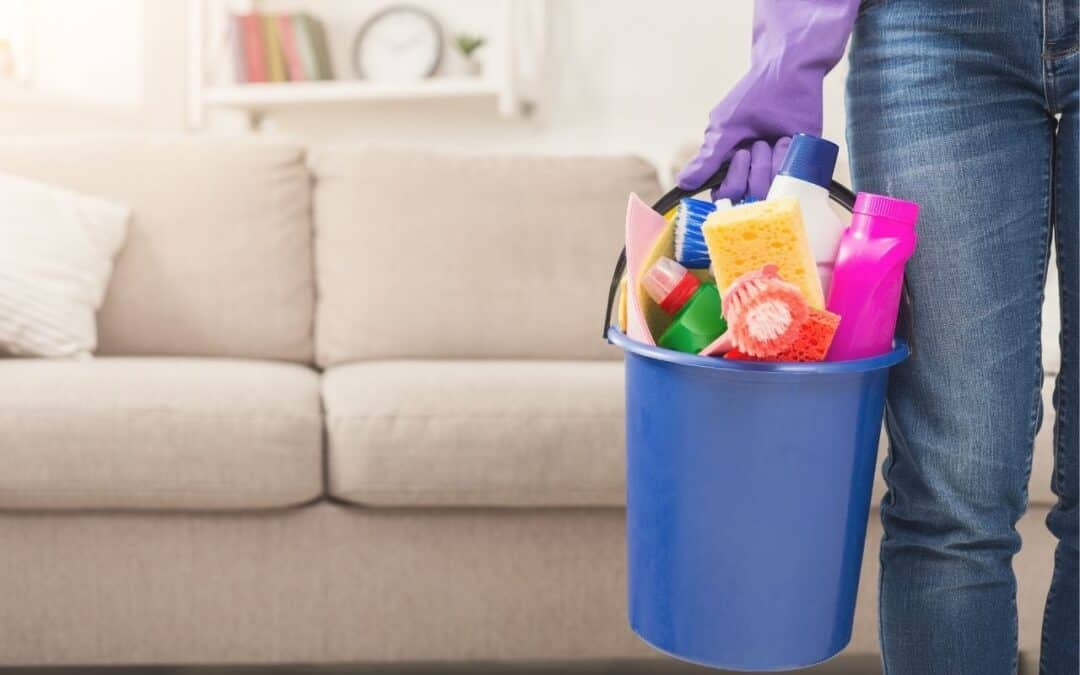 5 Clever Ways to Clean Your Home in Less Than an Hour